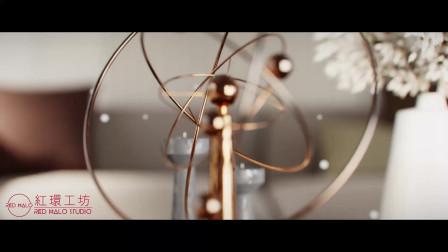 blender 商业室内外案例效果展示-室内Demo-2021 红环工坊授权发布