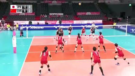 中国女排: 除了立体进攻,龚翔宇这个交叉战术,太惊艳了!