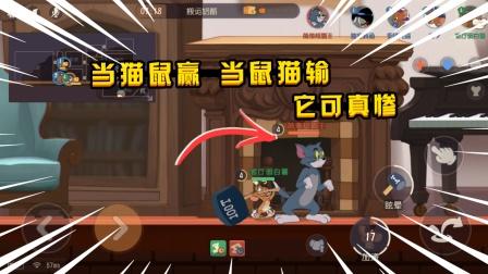 猫和老鼠手游Glog:当猫没赢过,当老鼠没输过,猫真惨