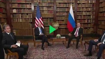 普拜会开始前,现场一度陷入混乱,会谈三个小时,双方没提中国?
