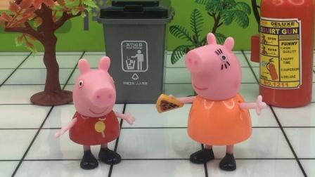 少儿玩具:猪妈妈不想给佩奇买颜料