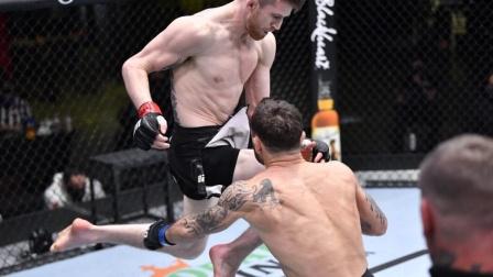 精彩!UFC名将科里-桑德哈根霸气KO集锦