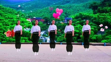 DJ广场舞《一起走》,民歌旋律优美,火啦!