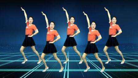 网红广场舞《青山一别》动感32步 附教学