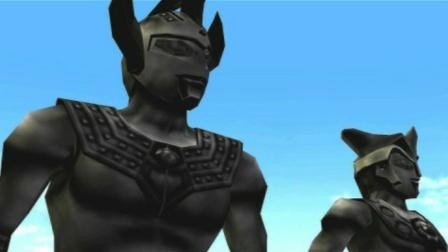 奥特曼:怪兽把17位奥特曼变成石像,圆谷为何只复活了12位?