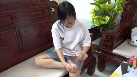 难怪漂亮的女孩子脚都这么好看,原来是用了这个电动磨脚器