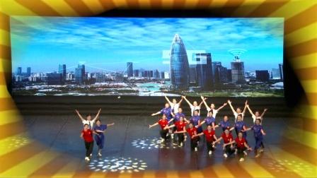 舞蹈《梦想的翅膀》视频欣赏