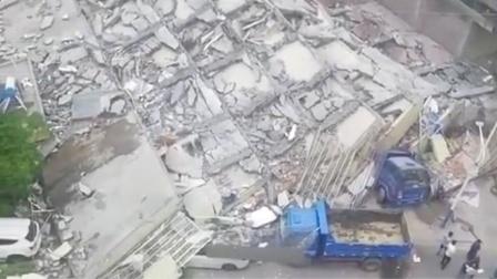 突发!湖南一栋楼房发生垮塌 各方力量已前往救援