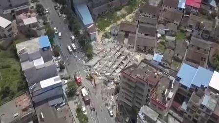湖南一栋民房发生垮塌 伤亡情况不明