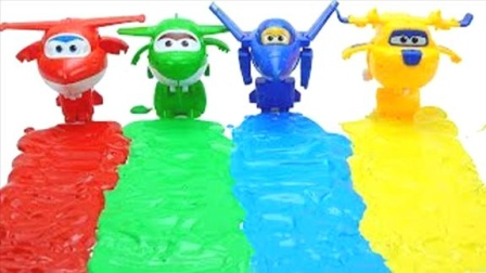 趣味过家家亲子游戏,超级飞侠创意新玩法激发宝宝色彩创造力!