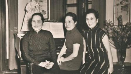 宋家皇朝:宋家三姐妹的传奇故事,首先是从大姐宋霭龄开始说起