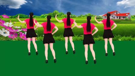 最新网红广场舞《红颜知己》歌声旋律婉转动听