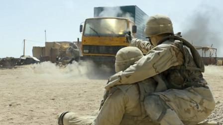 最真实的现代战争片,手枪的威力跟重机枪的威力差距太大