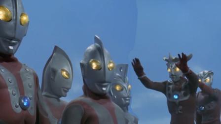雷欧奥特曼是个护弟狂魔,为了保护阿斯特拉,大战奥特兄弟