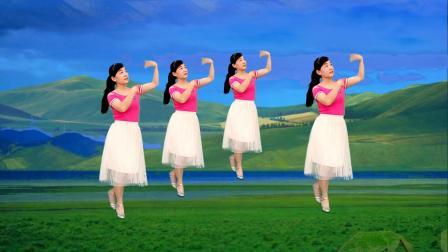 广场舞《万爱千恩》声声催泪,唱出亿万中华儿女的心声
