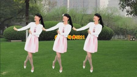 父亲节快乐!一支感恩广场舞《万爱千恩》愿天下父母健康长寿