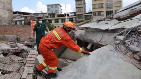 湖南汝城民房垮塌 5人死亡7人受伤