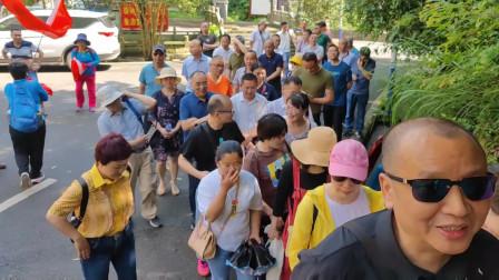 走进衡南岐山 衡阳市市场监管局工会首次大型登山拓展活动掠影
