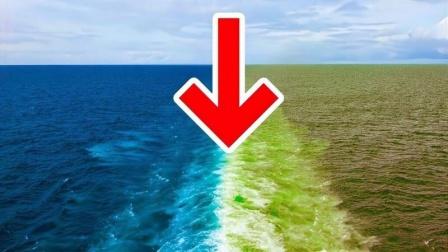 同样是海水,为什么大西洋和太平洋不能融合?看完你就懂了!