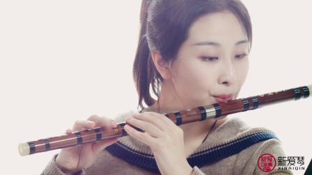 竹笛音程练习136首 第35课:无障碍训练106