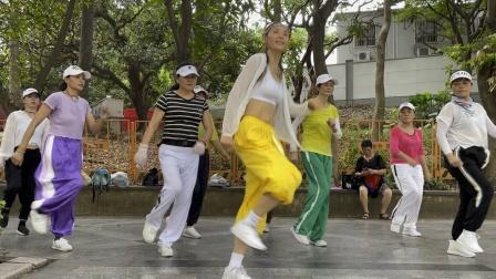 深圳英英炫舞团1900全是爱20210620