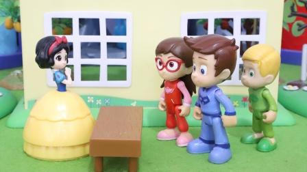 睡衣小英雄:消失的星期四玩具故事