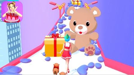 趣味小游戏 超多的生日礼物等我们开启