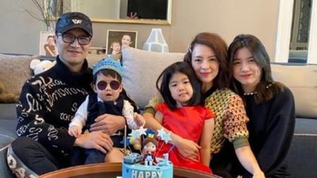汪峰分享三个子女送给自己的父亲节礼物:谢谢孩子们 也谢谢子怡