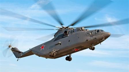 全世界最大的直升机米26,中国为何只采购了4架?