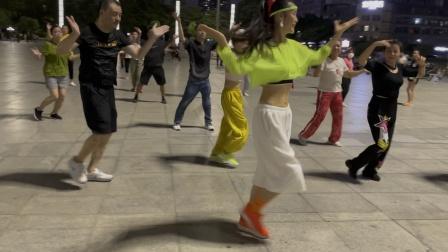 深圳英英炫舞团1902唐古拉风暴20210620