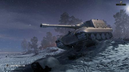 【坦克世界欧战天空】第345期 周刊娱乐小合集下集(KV2、183、大白兔)