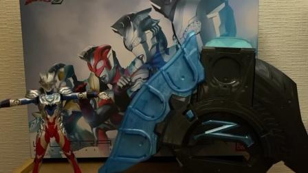 日本玩傢介紹【全部二十一首歌曲的待機音!】超人力霸王傑託變身器・DX力霸王傑托驅器-完結紀念臺詞版- 待機音集