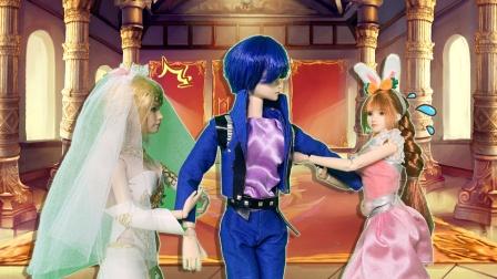 斗罗大陆故事 唐三误会小舞要跟千仞雪结婚 大家支持小舞抢人吗