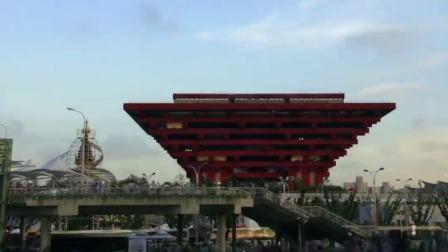 """带你回看2010年上海世博会创造的""""低碳数据""""小片"""