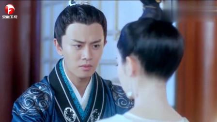 大唐荣耀 :珍珠一个小动作就俘获了李俶,出其不意太撩了