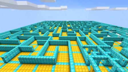 我的世界动画-如何造迷宫
