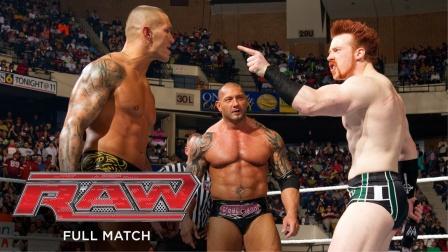 10年摔角界三大巨头同台对抗,争夺冠军挑战资格!