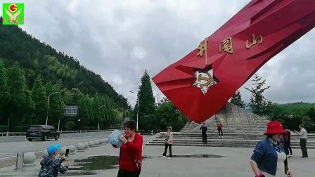红色旅游,红歌联唱,喜迎党的百岁生日