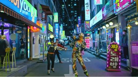 【猴姆独家】酷!#Coldplay##酷玩乐队#强势新单Higher Power舞蹈版mv大首播
