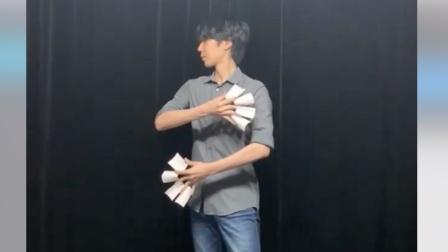 Yuki Iwane 近期魔术idea