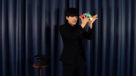 韩国青年魔术师 Eden Choi