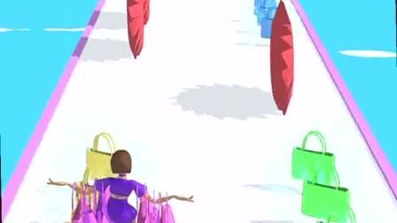 趣味小游戏:袋子很多,走起吧