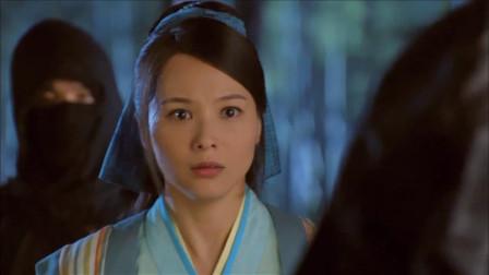 刘海砍樵:杜鹃跟踪刘海,不但跟丢迷路了,还被黑衣人劫走