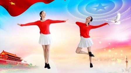 萱萱舞蹈《今天是你的生日》优美形体舞,唯美大气有感染力