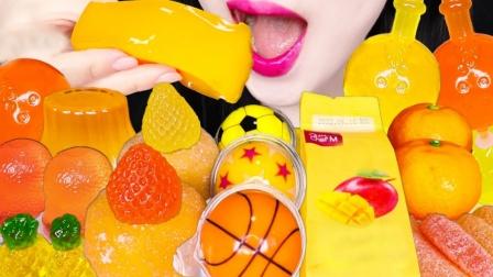 橙黄色调零食,满是温暖气息,怎会不心动