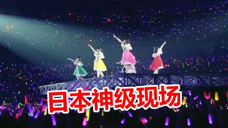 日本声优万人演唱会现场,一开口台下的宅男都疯狂了!