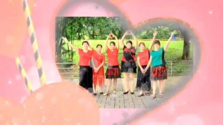 惠州市东家华府:双人舞爱就不在放手