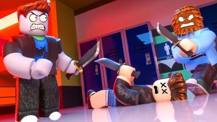 Roblox杀手模拟器:欢乐乐高狼人杀!