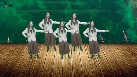 广场舞《辣妹子》,时尚美女,动感迷人