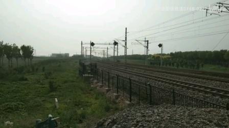 天津市八煤路道口通过